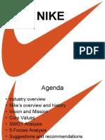 Nike's Case