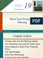 Short Term Finance Ppt