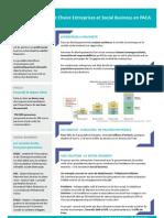 Chaire Entreprises Et Social Business PACA - SO3 Societe Sociale Solidaire