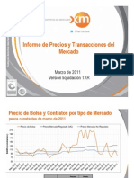 03_Informe_Precios_y_Transacciones_TXR_03-2011
