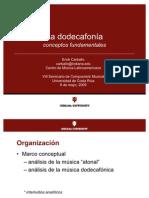 dodecafonia