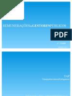 Remunerações de Gestores Públicos (Jan2011)