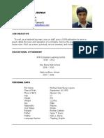 Mikeru Resume