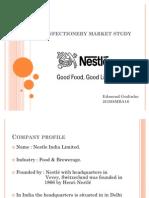 Confectionery Market Study Final Ppt 4 Viva