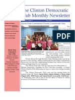 May 2011 Newsletter FINAL