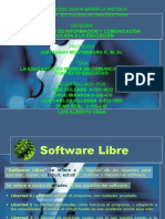 Anlisis de Software Libre vs Software 3894