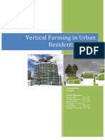 Vertical Farming in Urban Residential Areas_Group9