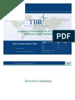 Tbr Report