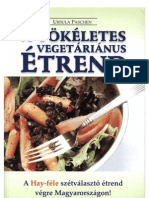Ursula Paschen - A tökéletes vegetáriánus étrend