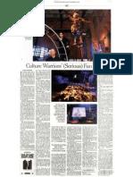Konigsberg - NY Times 9.27.09
