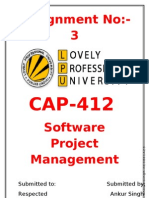 Software Project 3