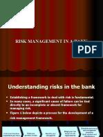 A Risk Framework for Banks
