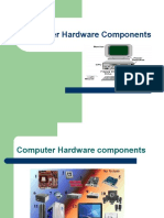 Computer Hardware Components Ppt