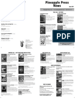 Pineapple Press June 2011 Newsletter