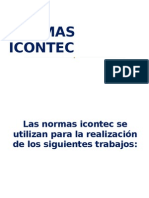 Present Expos Normas ICONTEC