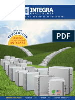 Integra Enclosures Catalog