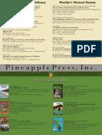 Pineapple Press titles