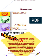 Jumper Setting