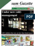 Platinum Gazette 27 May 2011