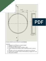 PAC 3(Proiectare asistata de calculator)