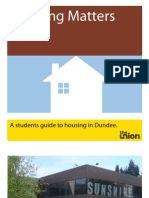 Housing Matters Published