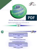 Historia Natural de La Enfermedad II.