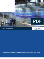 SolaHD Product Guide Book