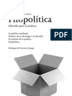 FILOPOLITICA - Antoni Gutierrez Rubi