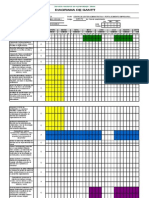 3 Diagrama de Gantt VERSION 1