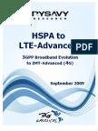 HSPA to LTE