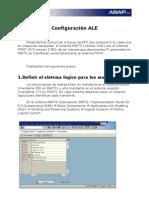 ALE Configuracion