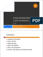 [4] LED Button