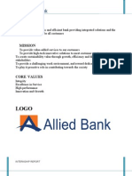 Allied-Bank Final Reprt