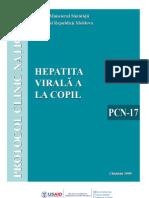 3969-PCN-17 Hepatita Virala a La Copil