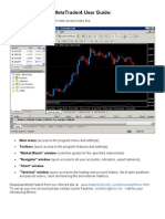 Met a Trader 4 User Guide