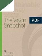2030 Vision Snapshot