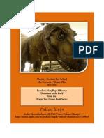 Dinosaurs Before Dark Script