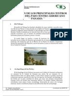 Panama Principales Centros Turisticos