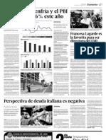 Pbi Peru Comercio Noticia Leer