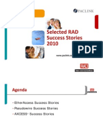 2011 RAD Success Stories