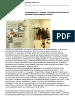 Artigo Procura Se Talentos Financeiros Tratar Regiao Sul