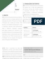 6.Regulamento Programa de Incentivo TAM Itaucard