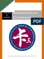 Colección de Exámenes de Introducción a la Contabilidad