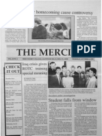 The Merciad, Oct. 4, 1990