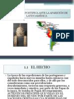 La Respuesta Pontificia