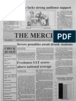 The Merciad, Oct. 25, 1990