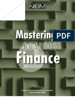 Mastering Finance Executive Leadership