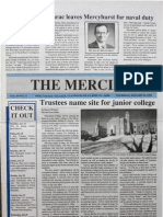 The Merciad, Jan. 24, 1991