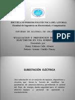 TESIS SUBESTACIONES ELECTRICAS