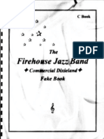 The Firehouse Jazz Band - Dixieland Fake Book